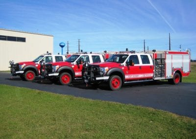 Fort Ruckers (Mini Pumper Fire Truck)FR Promo Pic 1