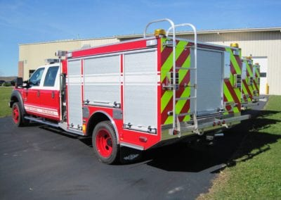 Fort Ruckers (Mini Pumper Fire Truck)FR Promo Pic 2