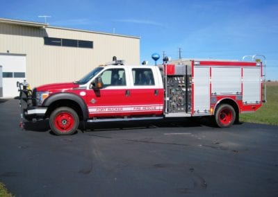 Fort Ruckers (Mini Pumper Fire Truck)FR Promo Pic 3