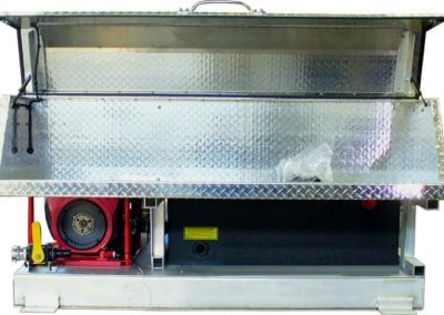 Grafton FireTruck Gill Wing Unit side