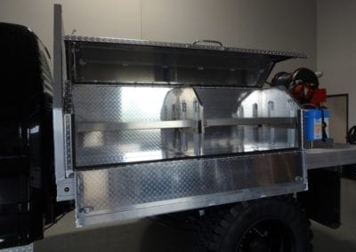Sugar Grove Fire Department (Flatbed Brush Truck Skid Unit) 4