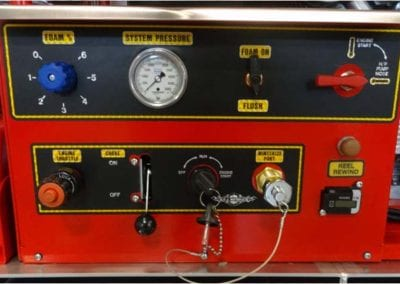 western lakes fire district control panel