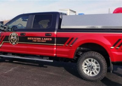 western lakes fire district gull wing closed